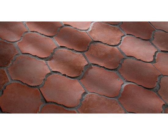 Concrete tiles from Royal Stone & Tile -