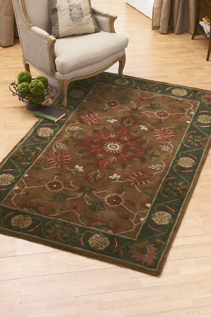 Arvada Rug traditional-rugs