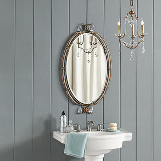marseille bath mirror traditional bathroom mirrors by ballard