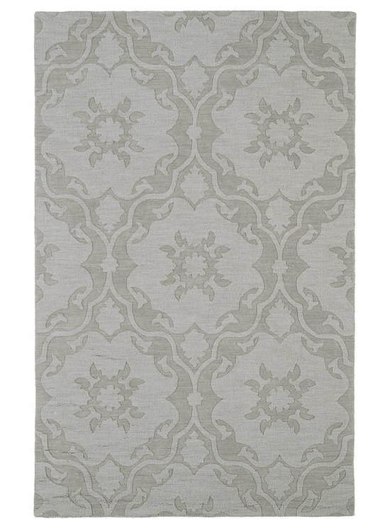 Kaleen - Imprints Classic Ipc03 Beige Rug - Imprints Classic, where textiles meet fashion. Modern textile designs and todays hottest colors combine to meet the new evolution of this beautiful collection. Straight off the runway and into your home each rug is handmade in India of 100% Virgin Wool.
