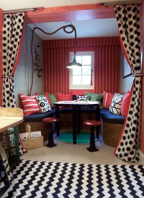 Craft Room — San Francisco Decorator Showcase 2011 eclectic