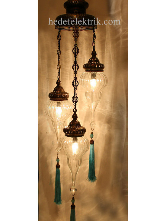 Turkish Style - Ottoman Lighting - *Code: HE-94527_37
