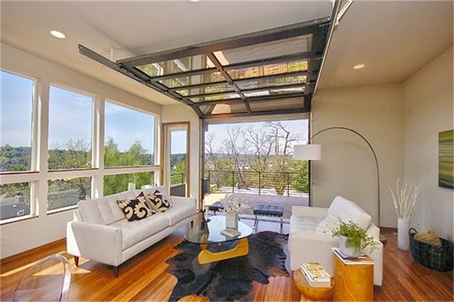 Elemental Design LLC modern-living-room