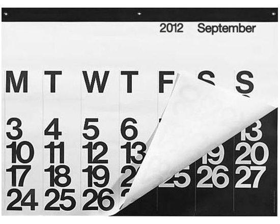 Stendig 2013 Calendar by Vignelli -