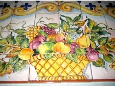 Custom Tile mediterranean-tile