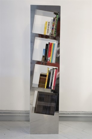 Tilt Shelf modern storage units and cabinets