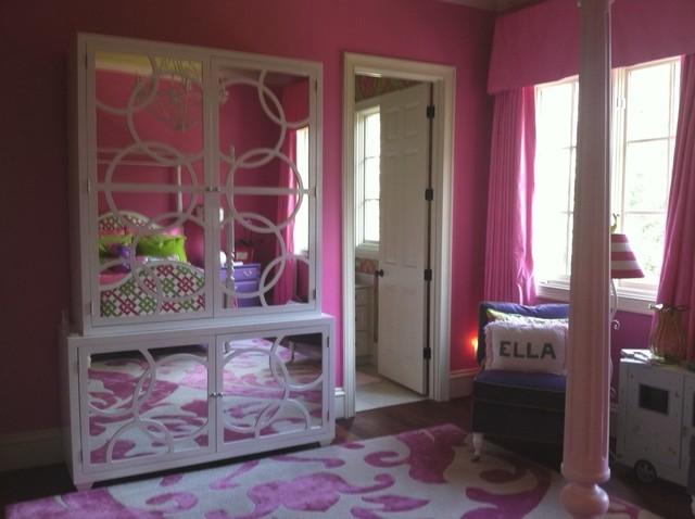 Child's bedroom eclectic-bedroom