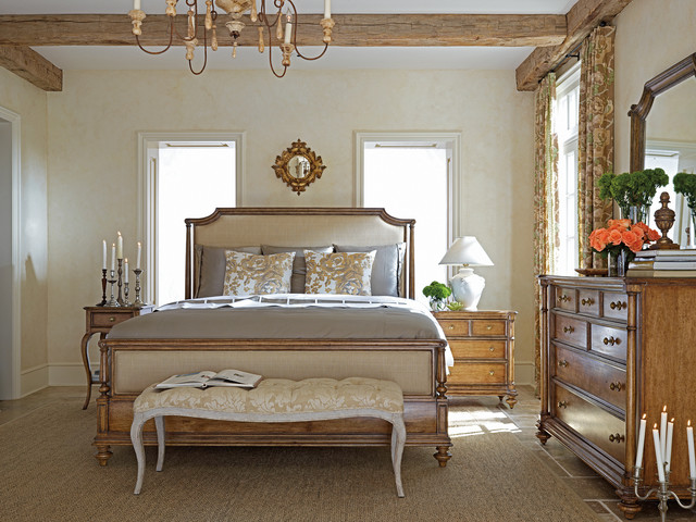 Meet the Luxe Home Interiors Favorite Brands - Traditional - Bedroom ...