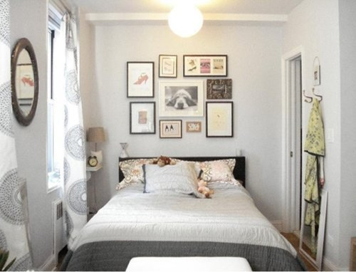 Small Bedroom Inspiration Apartment Therapy New York