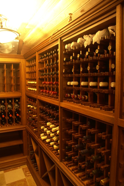 Fine Wine Cellar (Long Island, NY) traditional-wine-cellar