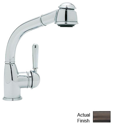 Rohl Country Kitchen R7903SLMTCB Faucet traditional-kitchen-faucets