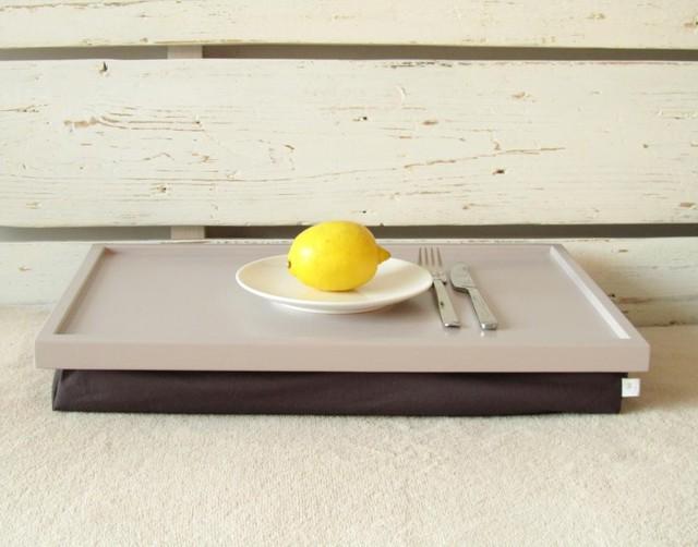 Laptop Lap Desk or Breakfast Serving Tray - Custom Order modern-serving-trays