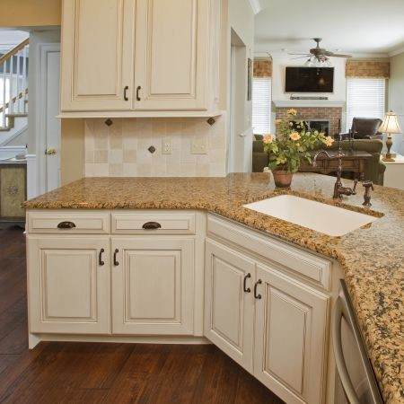 Antique English Kitchen Cabinet Refacing - Eclectic - Kitchen Cabinetry - philadelphia - by Let ...