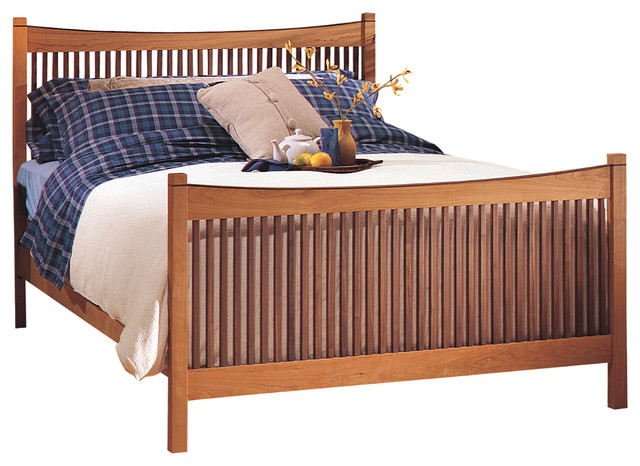 Stickley Queen Spindle Bed 7700-Q