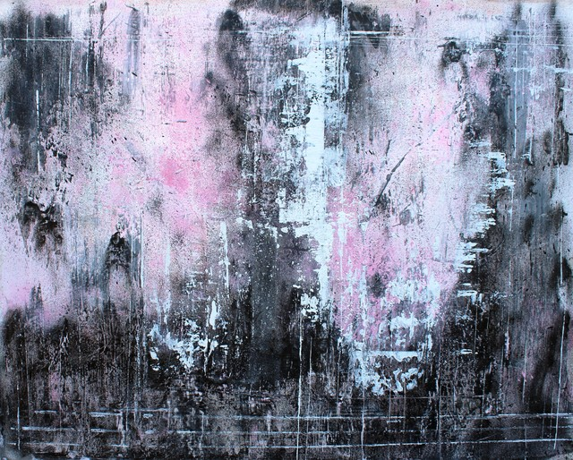 Rose Colored Glasses - Contemporary Abstract Paintings - Collection 2012 modern-artwork