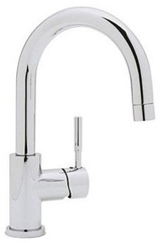 Blanco Sinks And Faucets : Blanco Blanco Meridian Lever Bar Single Handle Faucet - Modern - Bar ...