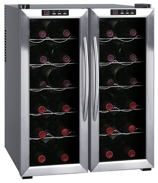 Thermo-Electric Wine Cooler contemporary-beer-and-wine ...
