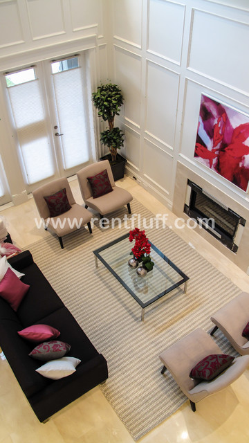 2563 - Mayflower Dr, Richmond contemporary-living-room
