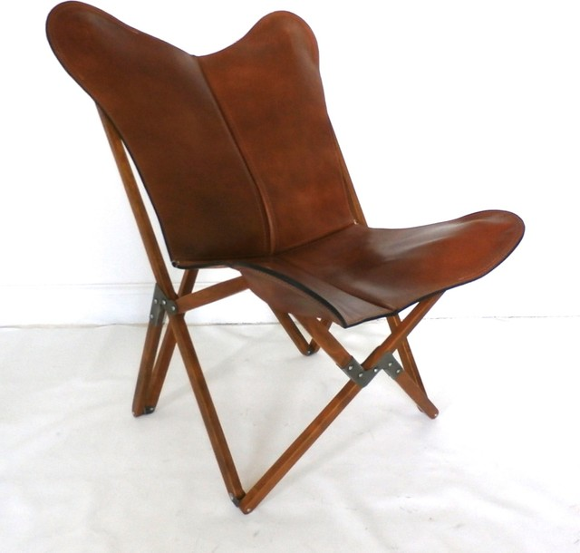 original bkf tripo butterfly chair with wood frame and. Black Bedroom Furniture Sets. Home Design Ideas