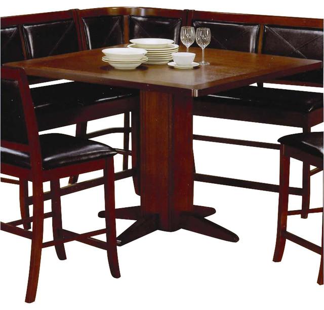 Houseofauracom Counter Height Pedestal Dining Table  : transitional dining tables from houseofaura.com size 640 x 612 jpeg 89kB