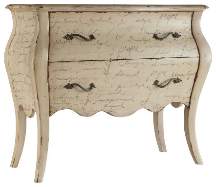 L'Inspiration Script Chest farmhouse-dressers-chests-and-bedroom-armoires