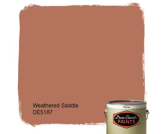 Dunn-Edwards Paints  Weathered Saddle DE5187 -