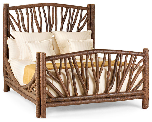 Rustic Bed 4304 By La Lune Collection Rustic Beds Milwaukee By La Lune Collection