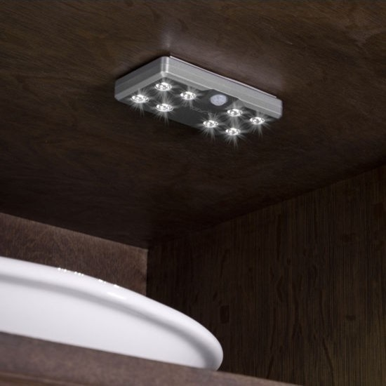 Hafele Battery-Powered LOOX LED Light - Under Cabinet lighting - portland - by Organize To Go