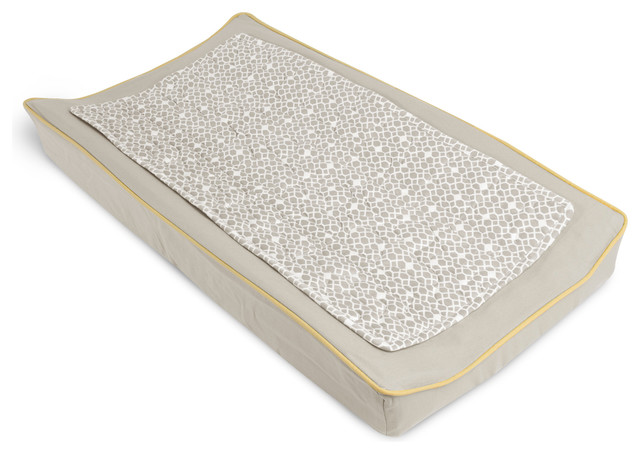 diamonds changing pad cover contemporary changing table pads and covers by oilo