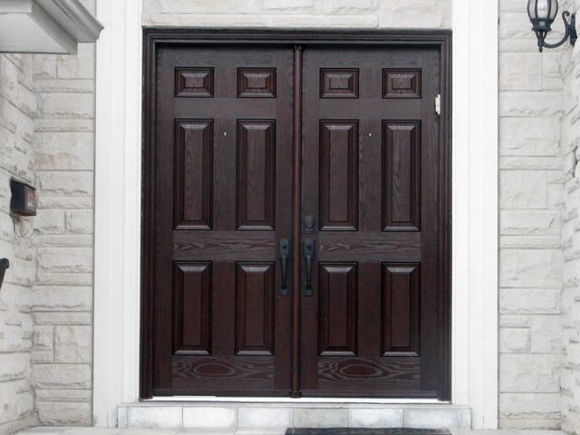 Delco Windows and Doors front-doors