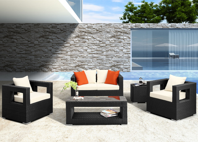 South Beach Patio Patio Furniture And Outdoor Furniture other metro by
