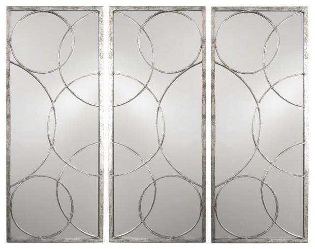 Nikita Mirror, Silver Leaf