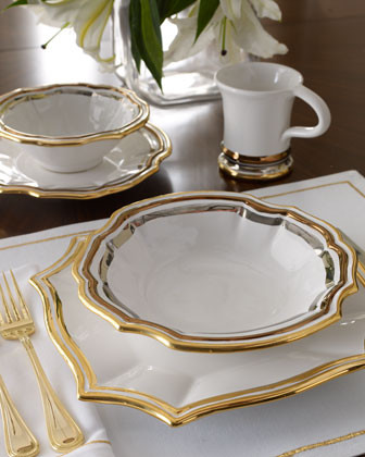 OperaNova Four Milano Soup Bowls traditional-dining-bowls