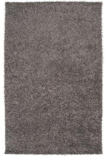 Taz Gray Rug modern-rugs