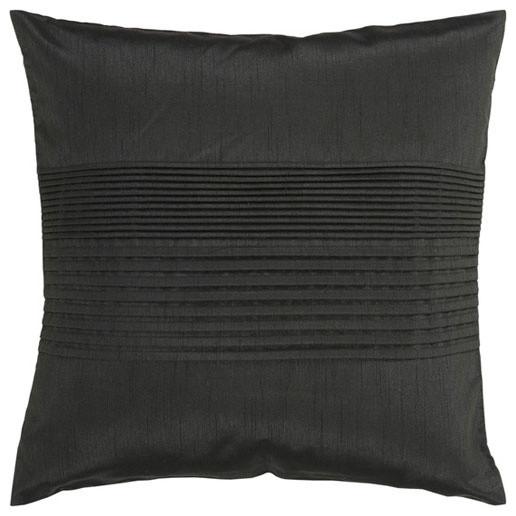 Caviar 22 x 22 Pleated Pillow modern-bed-pillows