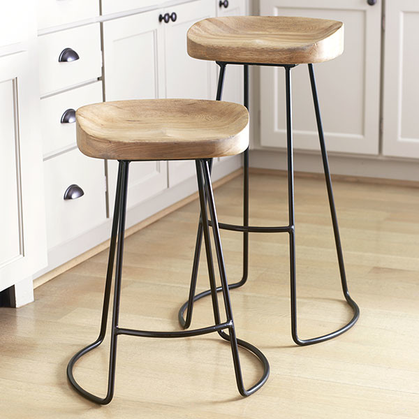 Smart And Sleek Stool Tall Modern Bar Stools And