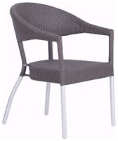 Italian Donna Wicker Chair By Emuamericas asian-outdoor-lounge-chairs