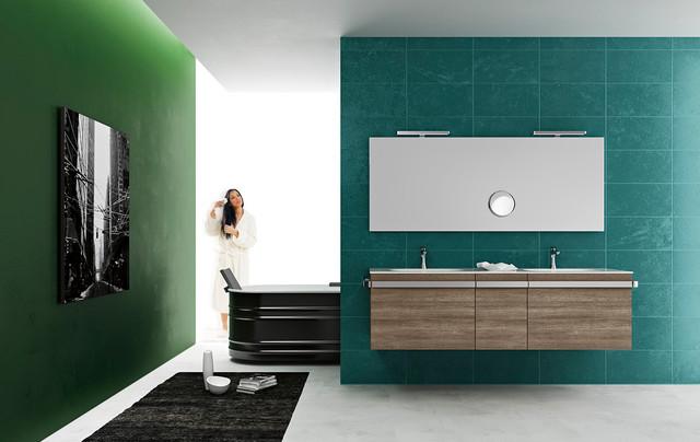 MOON collection modern-bathroom-vanities-and-sink-consoles