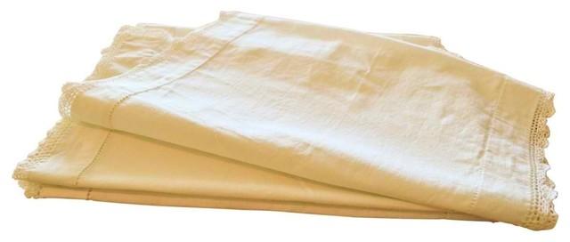 Linen Runner eclectic-tablecloths