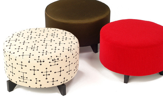 Yvonnes Modern Furniture Designs modern ottomans and cubes