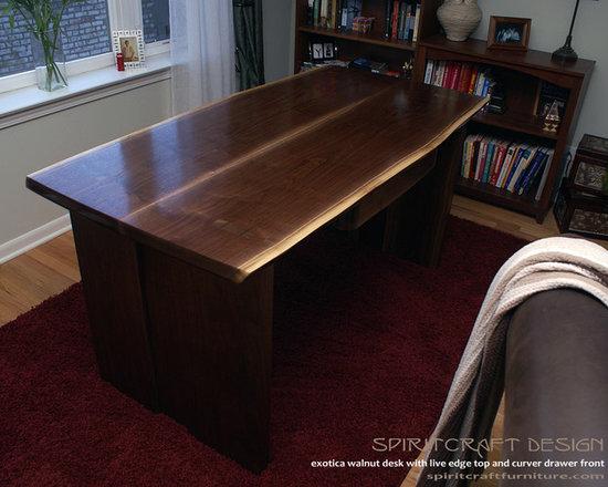 Exotica Solid Hardwood Furniture by Spiritcraft Design -