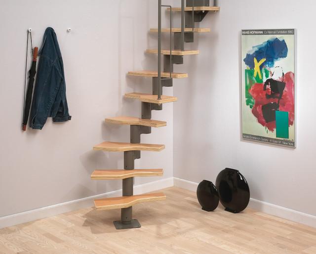 Modular Staircase - Graz model contemporary-staircase