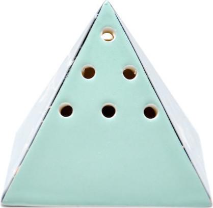 Marbled Potpourri Pyramid modern-home-decor