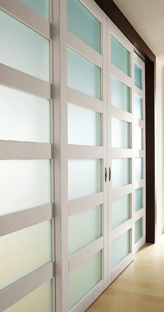 Exit 04 Sliding Door contemporary-interior-doors