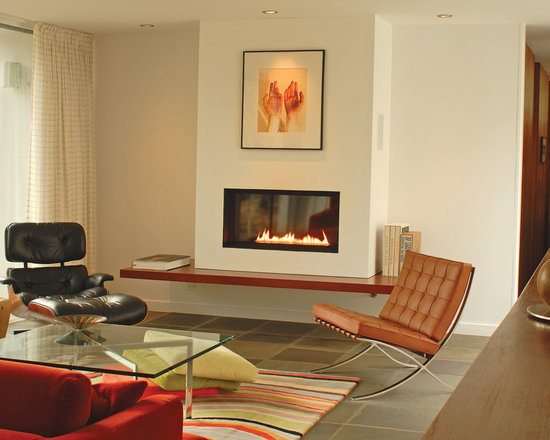 Spark Modern Fires - MAKING GAS FIRE THE