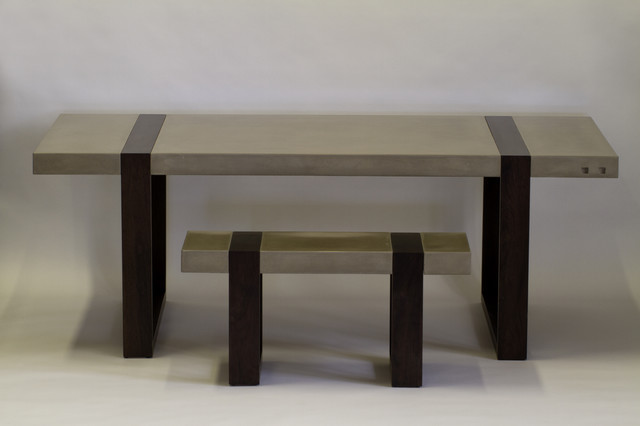 Cassidy Dining Table And Bench Dining Tables Calgary By 2Stone