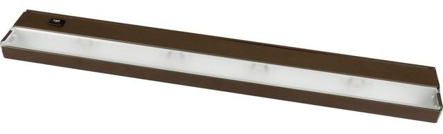 "Progress Lighting Hide-A-Lite3 Xenon 24"" Under Cabinet Light X-BW02-5307P traditional-ceiling-lighting"