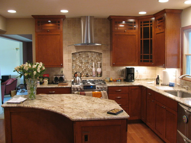 The Range Hood is the Centerpiece of the Kitchen - contemporary