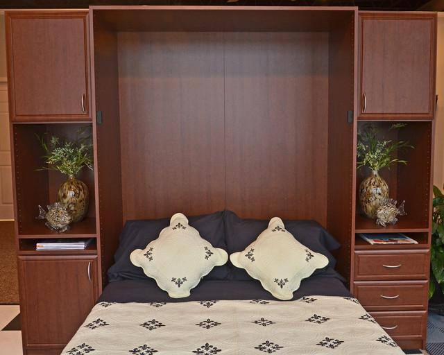 Closets by Design Murphy Beds basement