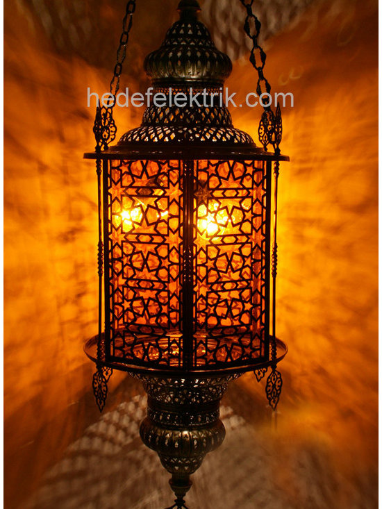 Turkish Style - Ottoman Lighting - *Code: HD-04161_49